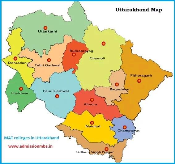 Mba Colleges Accepting Mat Score In Uttarakhand Mat