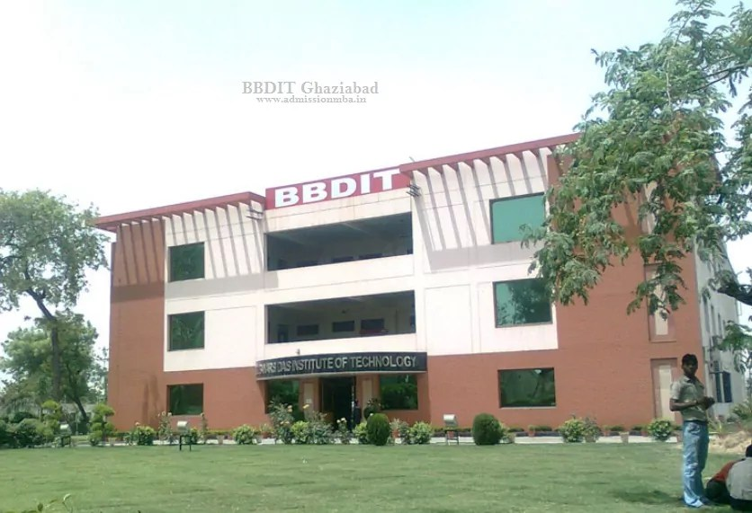 BBDIT Ghaziabad Admission 2020
