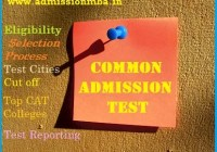 Common Admission Test