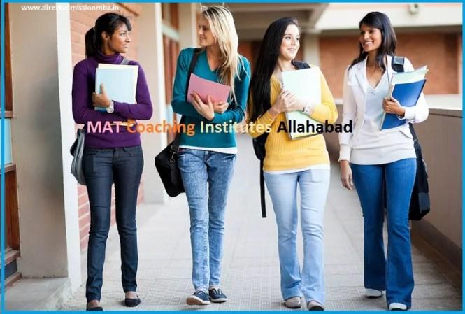 MAT Coaching Institutes Allahabad