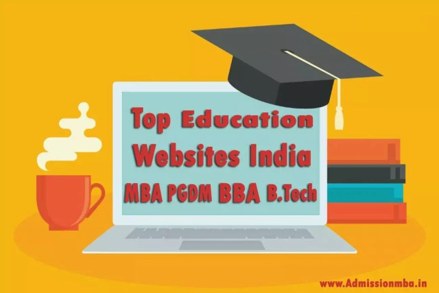 Top Education Websites India