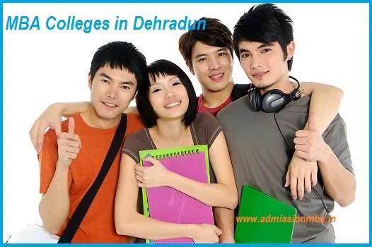 MBA Colleges in Dehradun
