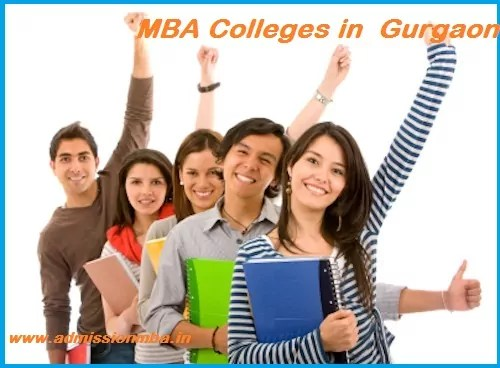 MBA Colleges in Gurgaon