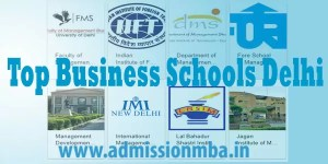 Top Business Schools Delhi Approved by UGC, AICTE, DTTE, BVP, GGS IPU