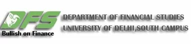 Department of Financial Studies