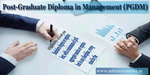 PGDM Course Eligibility