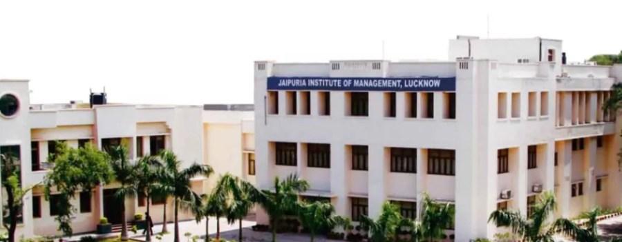 Jaipuria Institute of Management Lucknow Admission