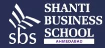 Shanti Business School Ahmedabad