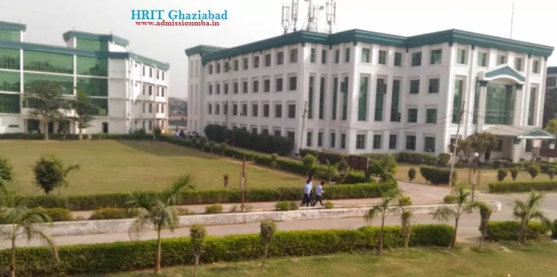 HRIT Ghaziabad Admission 2019