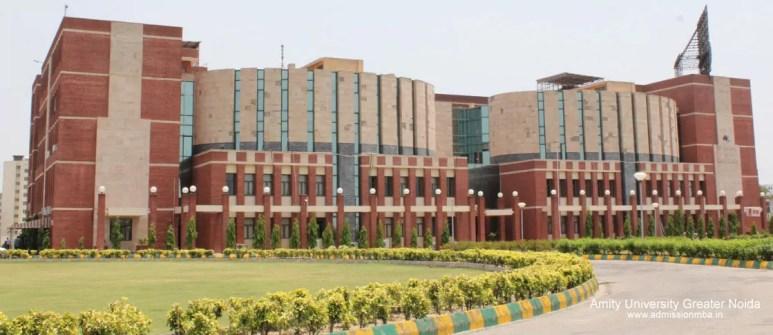 Amity University Greater Noida Admission 2020