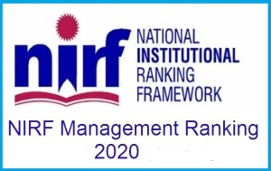 Find Rank wise NIRF MBA Colleges in India in High Score, Few Top MBA Colleges Surprises as new Entry