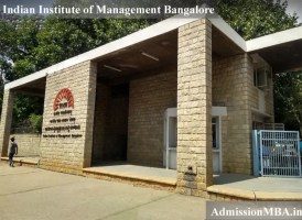 IIMB: Indian Institute of Management Bangalore