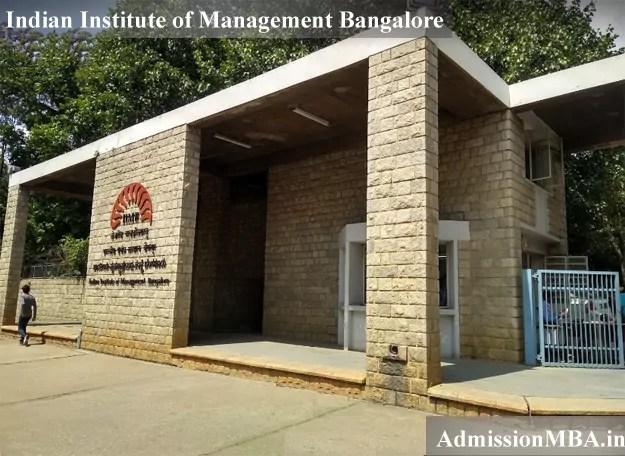 IIMB Indian Institute of Management Bangalore