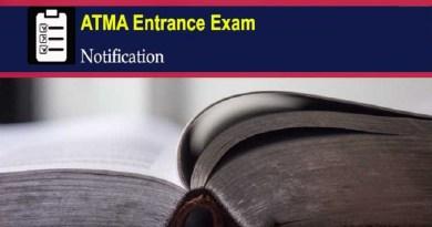 atma-2019-notification