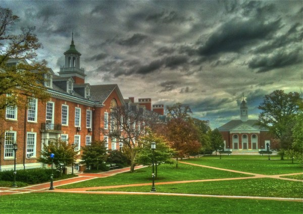 Johns Hopkins University admits 3,133 to the Class of 2021 ...