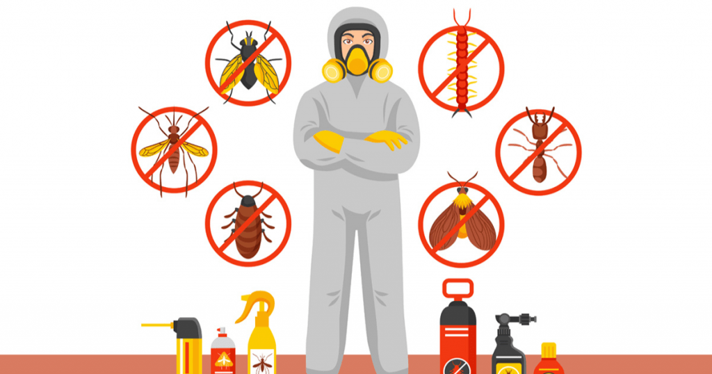 Pest control services are crucial