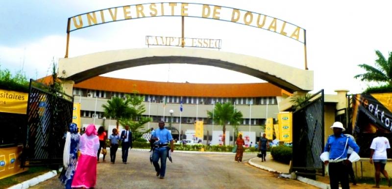 Image result for Université de Douala
