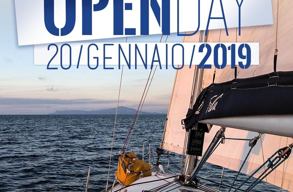 Open Day Domenica 20 Gennaio 2019
