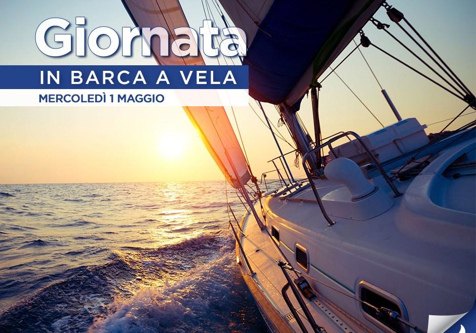 Giornata in barca a vela Mercoledì 1 Maggio