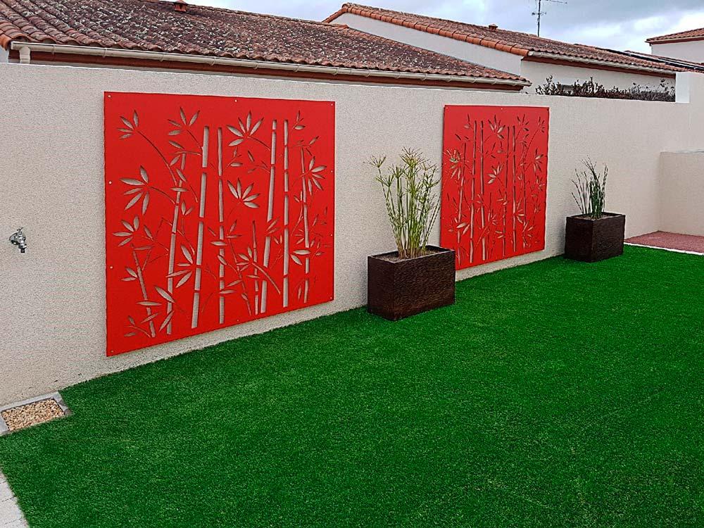 jardins et espaces verts eclairage et