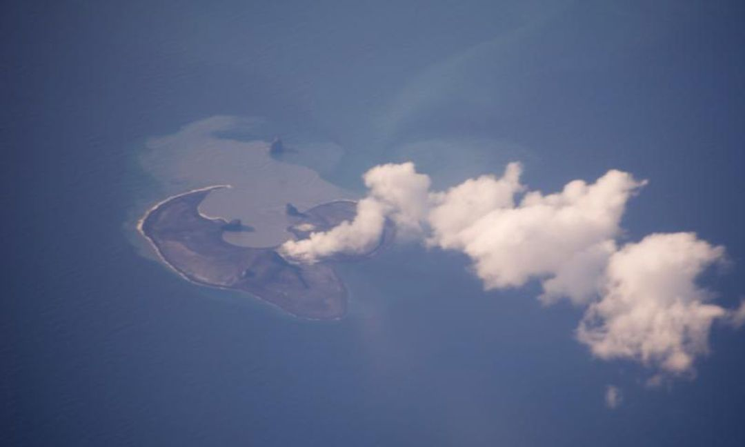 Bogoslof erupts yet again — with more to come soon?