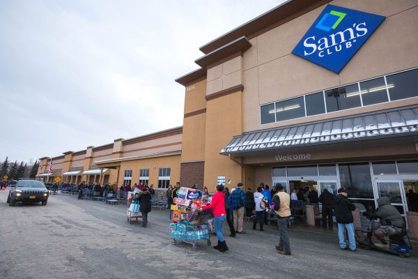 Costco to open first Fairbanks store at former Sam's Club ...