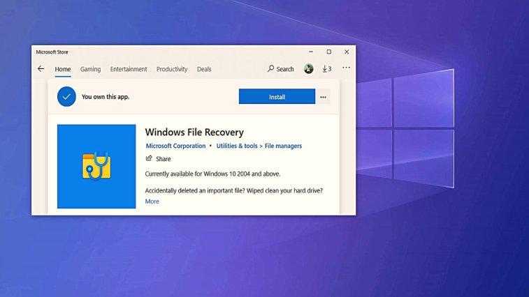 Windows 10'da silinen dosyaları kurtarmak daha basit hale geliyor. Microsoft bir sonraki işletim sistemi güncellemesinde, bu konuyla ilgili bir takım yenilikler sunmaya hazırlanıyor.