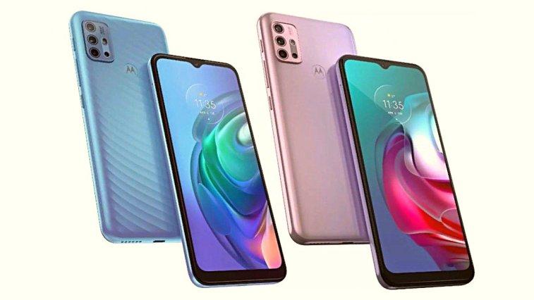 Motorola, fiyat/performans oranlarıyla dikkat çeken yeni akıllı telefonları Moto G10 Power ve Moto G30'u duyurdu. Benzer özelliklere ve tasarıma sahip olan akıllı telefonlar, uygun fiyata fena sayılmayacak özellikler sunuyor.