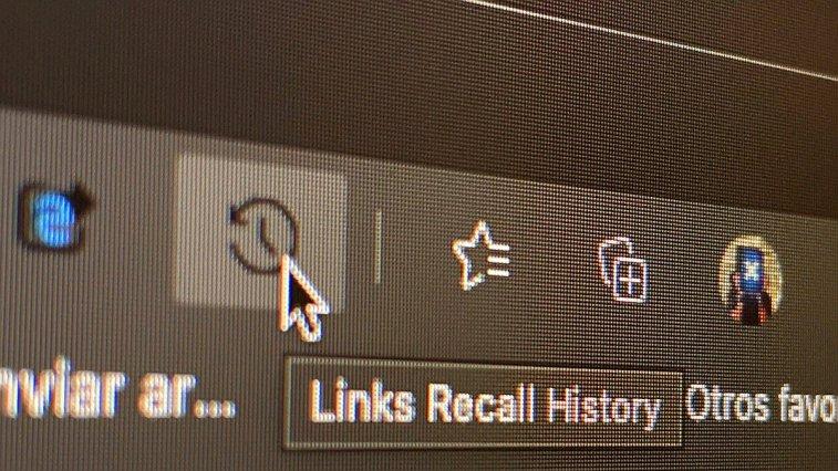Microsoft Edge kurumsal hayatta çalışan işçilerin verimliliğini büyük oranda arttıracak Links Recall History adlı yeni uzantısını kullanıcılarına açtı. Bu özellikle beraber tarayıcıda daha önce paylaştığınız ya da sizinle paylaşılan bağlantı linklerini kolaylıkla toplu bir şekilde görüntüleyebileceksiniz.