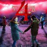Netflix, en popüler dizilerinden biri olan Stranger Things'in 4. sezonundan ilk fragmanı yayınladı.