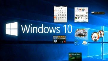 Sızan yeni bilgilere göre yazılım devi Microsoft, Windows 10 işletim sistemine tam ve derinlemesine entegre edilmiş widget'ları kullanıma sunacak.