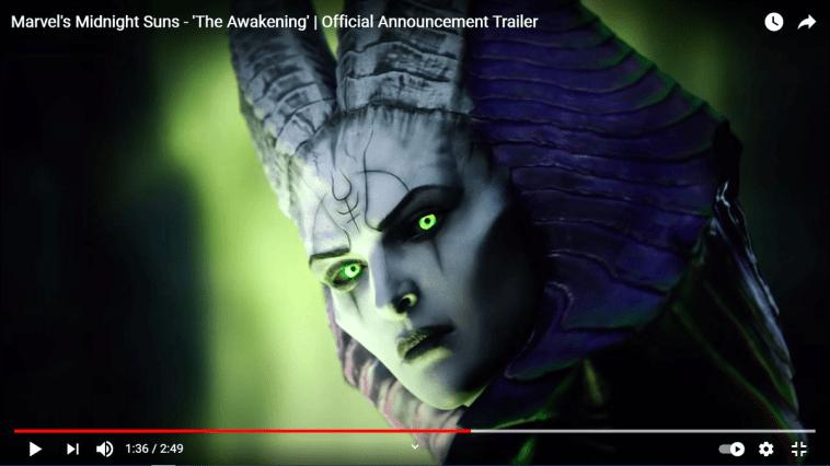 Dünyanın en büyük oyun etkinliklerinden Gamescom'da, Marvel evreninde geçen yeni strateji oyunu Marvel's Midnight Suns duyuruldu. Marvel çizgi romanlarında geçen neredeyse tüm kahramanlara yer verilecek oyun, 2022 yılında piyasaya sürülecek.