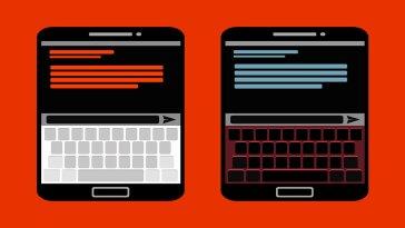 Tüm akıllı telefonlar kendi sanal klavyeleriyle birlikte gelir, çünkü aksi halde onlara nasıl yazacağız, değil mi? Çoğunlukla, Android ile birlikte gelen ve akıllı telefon üreticinizin kullandığı ürünler gayet iyi çalışıyor.