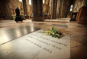 قبر تشارلز داروين