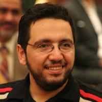 بلال فضل كاتب وصحافي وسيناريست مصري