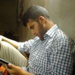 ذ. خالد أوبها  أستاذ أحياء – المغرب