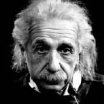 Albert Einstein ألبرت أينشتاين