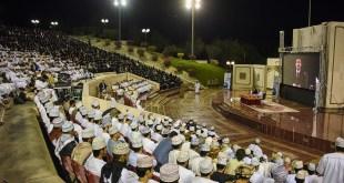 """الحضارة الاسلامية ودورها في ترسيخ القيم والتسامح """"محاضرة سلطنة عمان"""""""