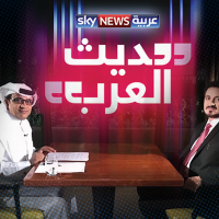 الدكتور عدنان إبراهيم ضيف برنامج حديث العرب على سكاي نيوز