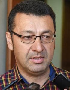 Freddy D'Ecclesiis, diputado.
