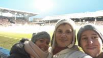 Fulham selfie