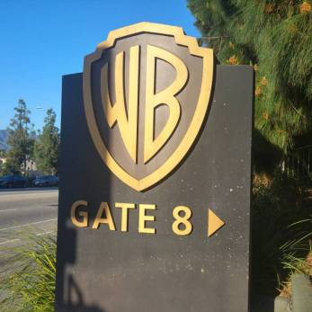 Warner Brothers Gate 8
