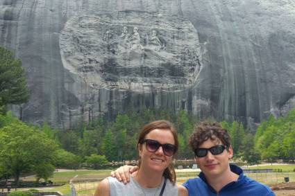 Stone Mountain Confederate
