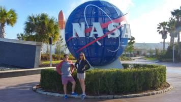 NASA Entrance