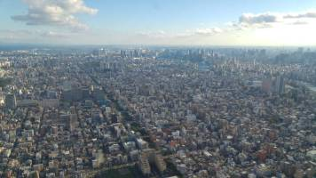 Tokyo Skytree view 3