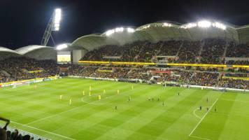 Socceroos kickoff