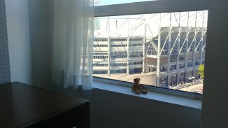 Newcastle room view
