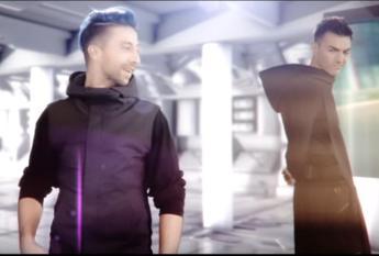 Gabry Ponte con Danti per il nuovo tormentone 'Tu sei', che cita Tozzi/Video