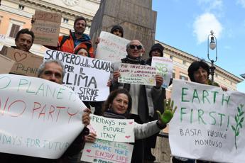 Climate Strike anche in Italia, il primo oggi a Montecitorio