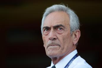 Gravina: Chi invoca stop non vuole bene a calcio e agli italiani